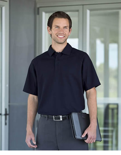 DGSUP Dri Gear Summit Cool Max  Polo