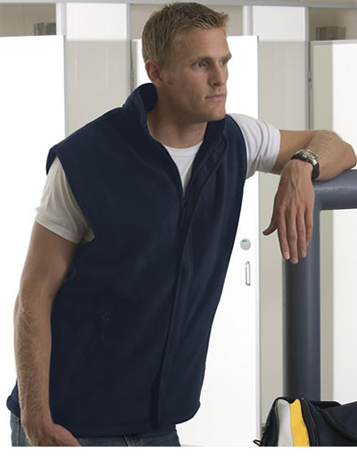 LPV Lined Polar Fleece Vest