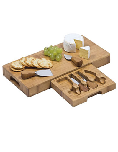 POCB Gourmet Cheese Board Set
