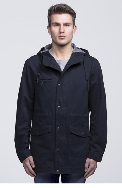SIHTJ Mens Heritage Twill Jacket