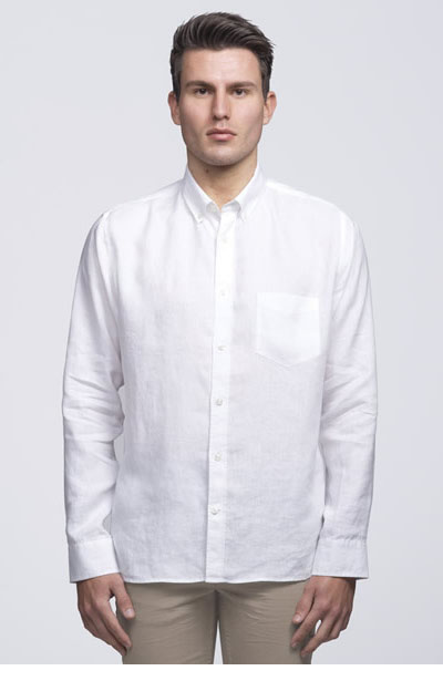SIL Mens Linen Shirt