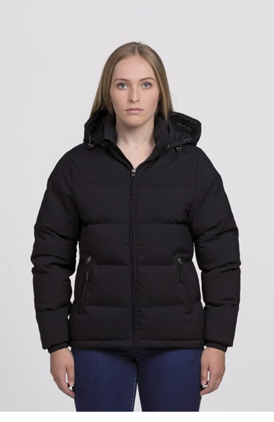 SIEPJ(W) Womens Edge Puffa Jacket