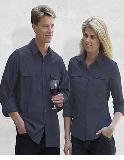 WTG The Grange Shirt  - Womens